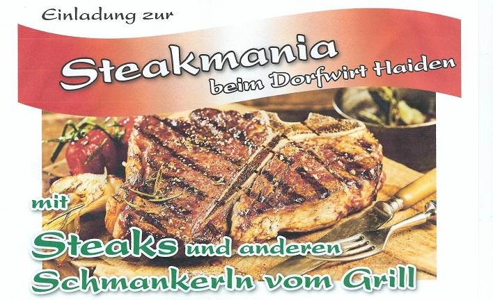 Steakmania 2018 Homepage Front